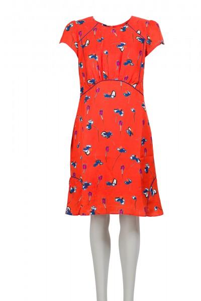 Ellen Eisemann Sommerkleid orange Miriam