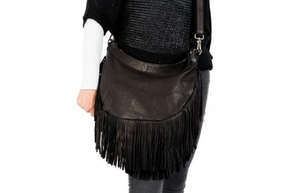Cowboysbag Damen Tasche Elland schwarz