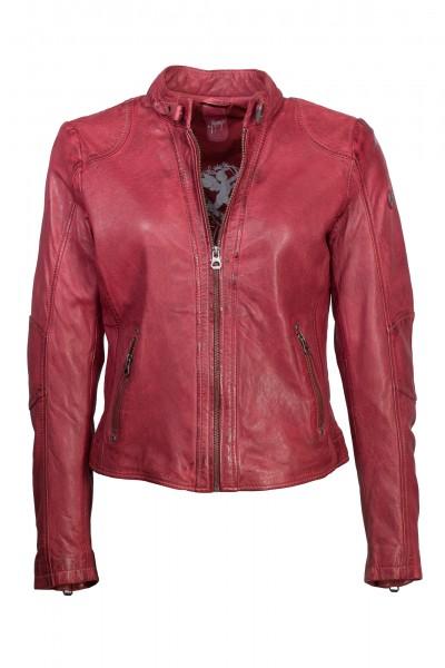 Gipsy Bikerjacke ox red Lucy2