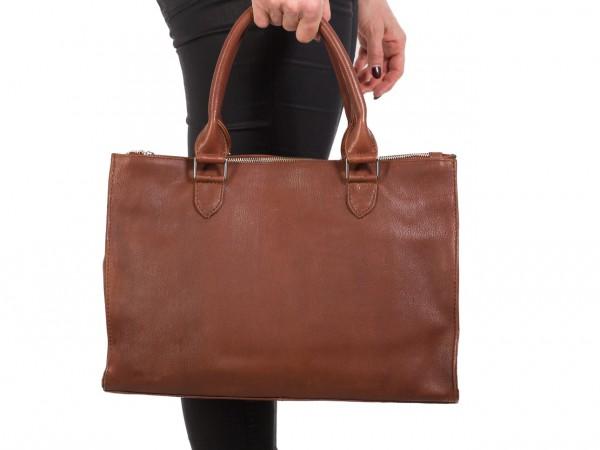 Cowboysbag Tasche  cognac 1655 Fazeley