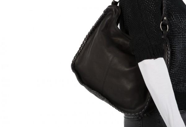 Cowboysbag Damen Tasche Orford schwarz