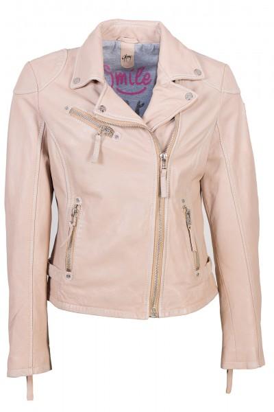 Gipsy Bikerjacke rosa