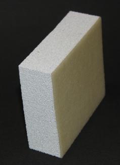 Lederreinigungsgummi für alle Lederarten zur Trockenreinigung, vorzugsweise für Rauhleder