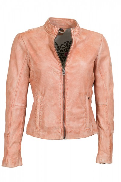 Gipsy Bikerjacke Farbe dusty rose Chessy