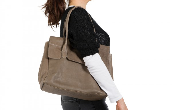 Cowboysbag Damen Tasche Maghull grau