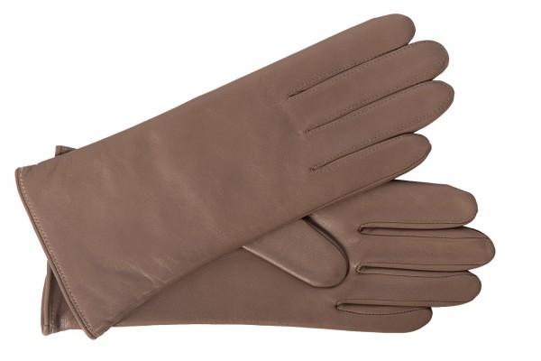 Klassischer Damenhandschuh von Roeckl in mink