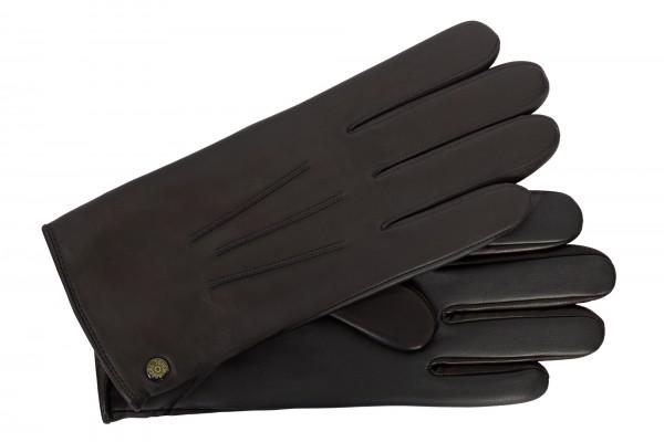 Roeckl Herrenhandschue Touchfunktion schwarz