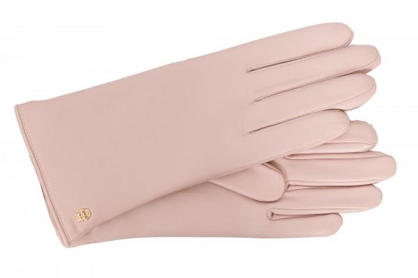 Zeitlose Damenhandschuhe von Roeckl in Farbe puder