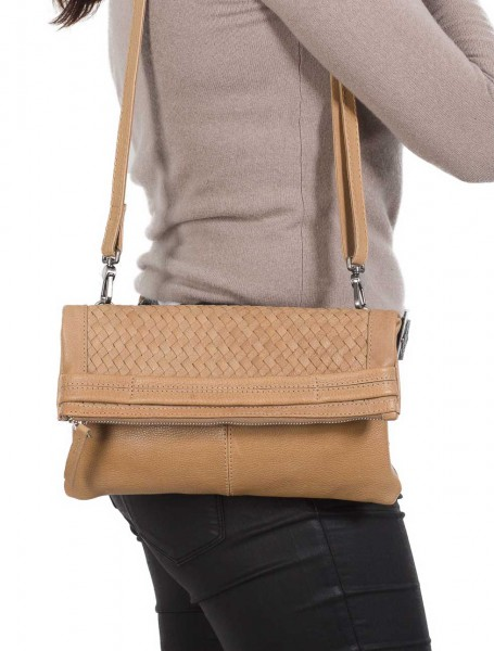 Cowboysbag Damen Tasche Peterlee beige