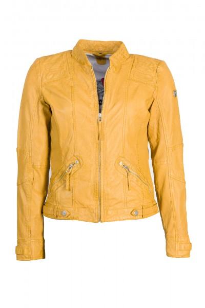 Gipsy Bikerjacke gelb Macy