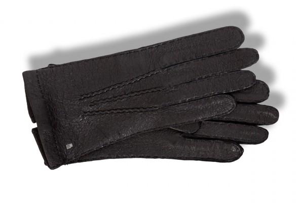 Roeckl Peccaryhandschuhe 11013-102 schwarz