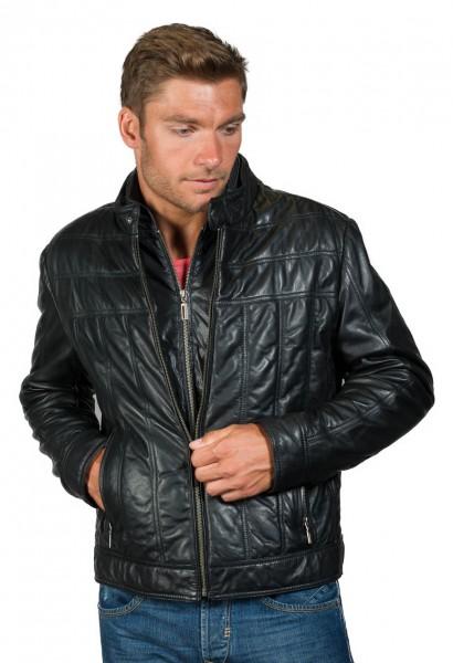 Hochmodische Jacke aus super weichem Lammnappa
