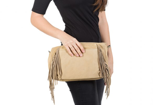 Cowboysbag Damen Tasche Addington beige