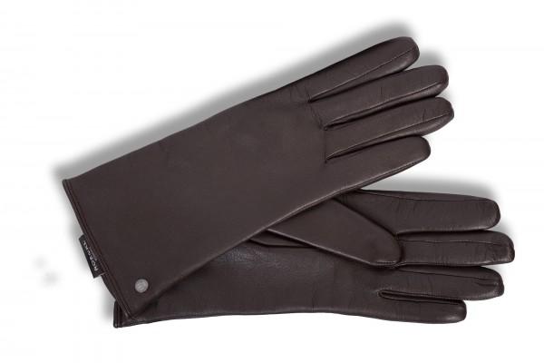 Roeckl Damenhandschuhe dunkelbraun 13011-225
