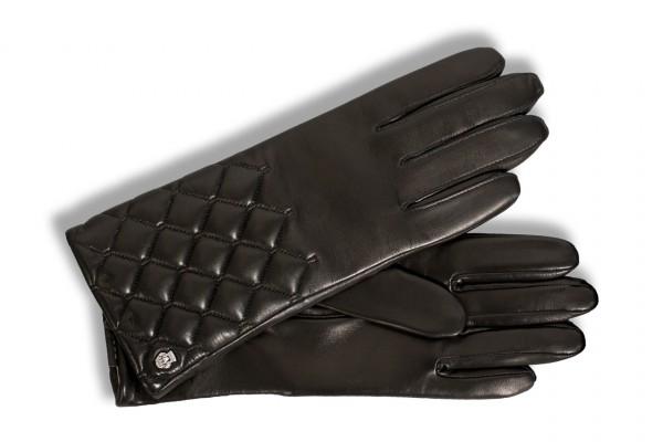 Wunderschöner Handschuh für Damen von Roeckl in schwarz