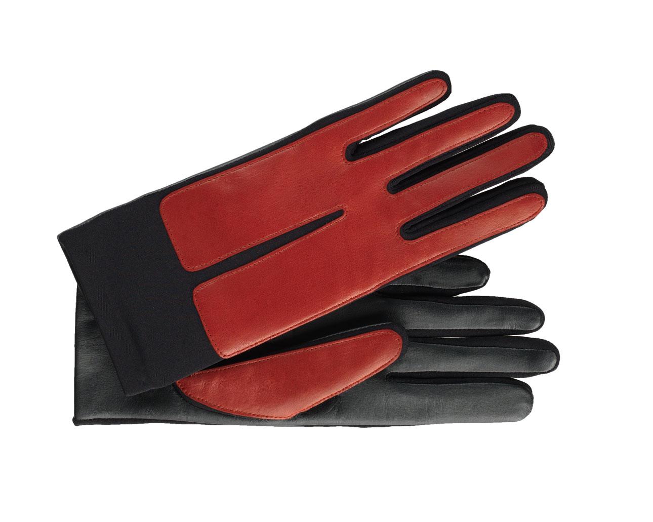 trendige touch handschuhe f r damen von roeckl in rot damenhandschuhe handschuhe damen. Black Bedroom Furniture Sets. Home Design Ideas