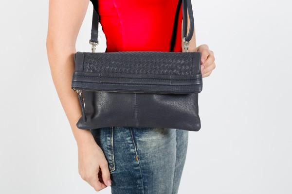 Cowboysbag Damen Tasche Peterlee blau