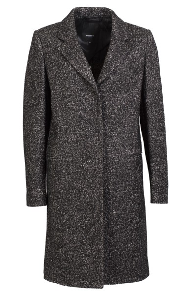 Stylischer Tweed Mantel von Rockandblue