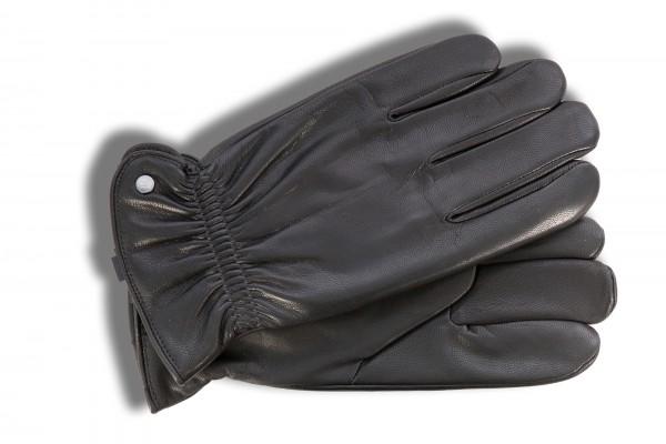 Sportive Handschuhe für Herren von Roeckl in schwarz