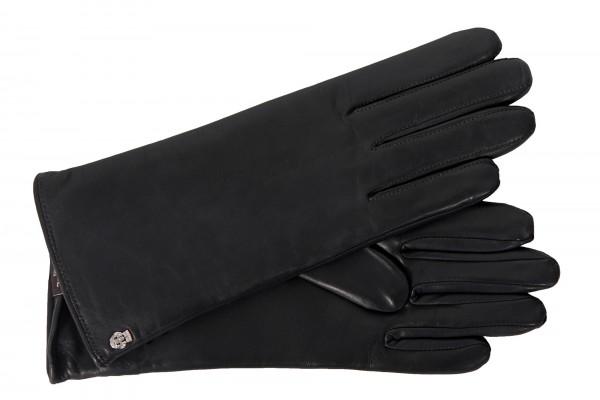 Roeckl Damenhandschuhe schwarz Wollfutter