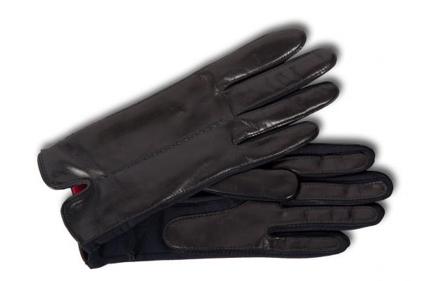 Modischer Handschuh für Damen von Roeckl in schwarz