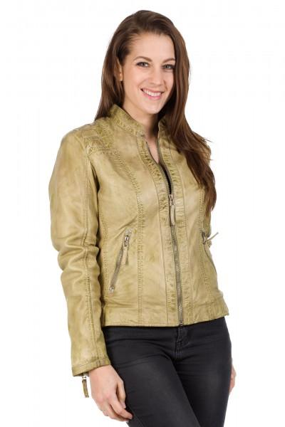 Gipsy Bikerjacke light mint Chiva