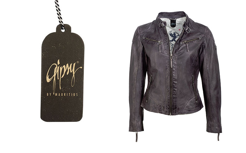 gipsy damen bikerjacke pretty in schwarz blog. Black Bedroom Furniture Sets. Home Design Ideas