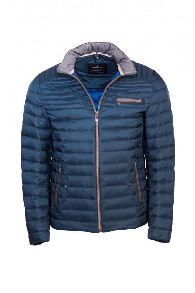 Milestone Jacke Steppdesign blau Norwick