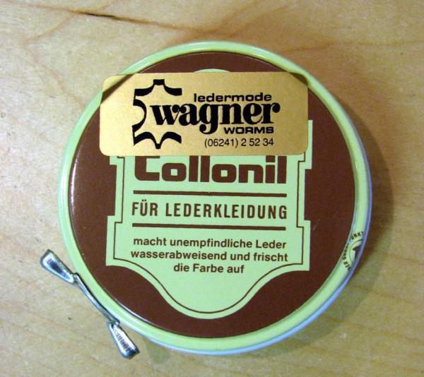 Collonil Lederfett schwarz, 75 ml