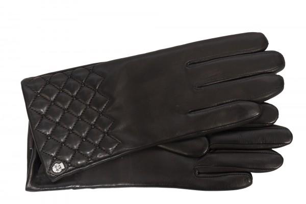 Roeckl Damen Leder Handschuhe schwarz 11012-426
