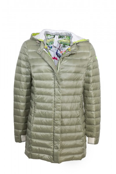 Milestone Daunenjacke mint Butterfley