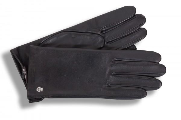 Klassische Damenhandschuhe von Roeckl in schwarz