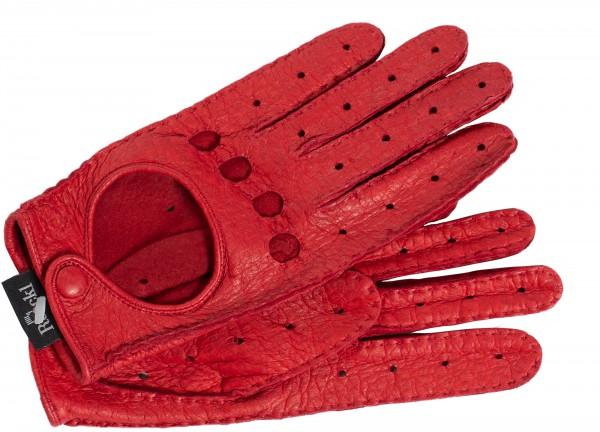 Roeckl Autofahrerhandschuhe Damen rot 11013-944