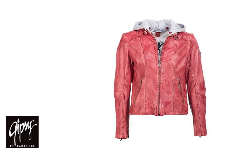Gipsy-Damen-Bikerjacke-Letta-3-rot