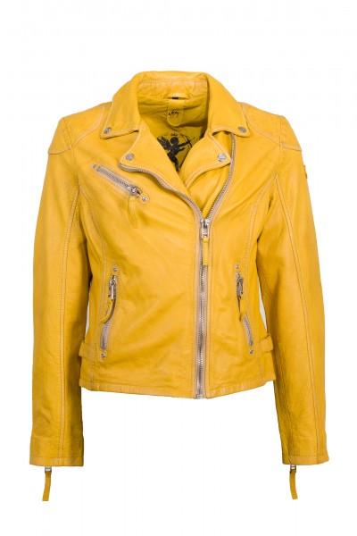 Gipsy Bikerjacke yellow PGG LABAG
