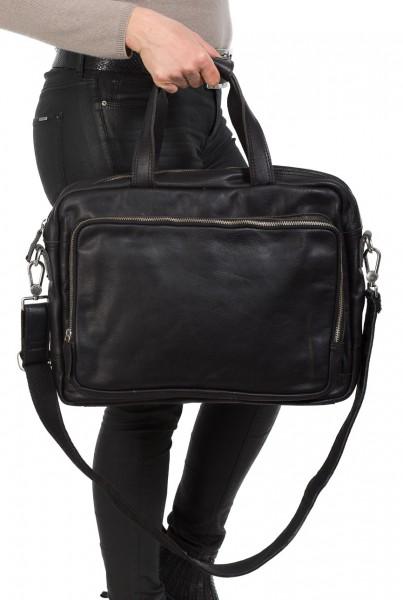 Cowboysbag Business Tasche Bude schwarz